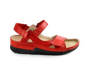 Berkemann - Kimba Ruby Patent Sandal