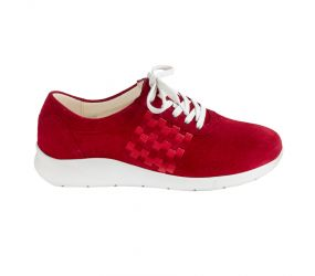 Christian Dietz - Valencia Red Suede Oxford