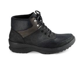 Berkemann - Eiske Black Nubuck Hiker