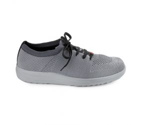 Berkemann - Allegro Dark Grey/Grey Knit Oxford