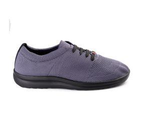 Berkemann - Allegro Dk Grey Knit Oxford