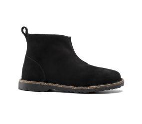 Birkenstock - Melrose Black Suede Boot
