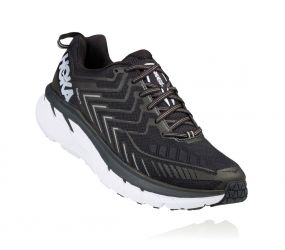 Hoka One One - Clifton 4 Black/White