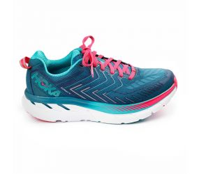 Hoka One One - W Clifton 4 Blue Coral/Ceramic
