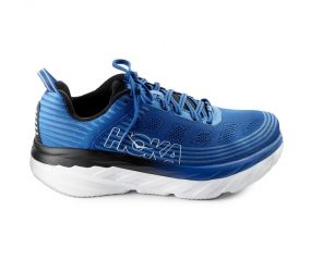 Hoka One One - M Bondi 6 Galaxy Blue/Anthracite Wide