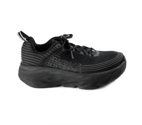 Hoka One One - W Bondi 6 Black/Black Wide
