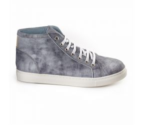 Tape - Almada Denim Washed Hi Top
