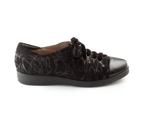 BeautiFeel - Cella Black 3D Fantasy Suede