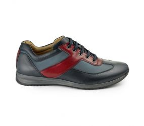 Formula - Freetime Navy/Bordeaux Oxford