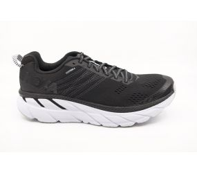 Hoka One One - M Clifton 6 Black / White