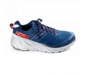 Hoka One One - M Clifton 6 Ensign Blue / Plein Air Wide