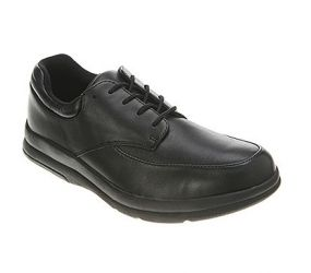 P.W. Minor Pace Smooth Oxford - Black