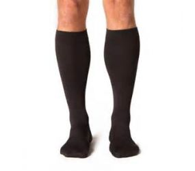 Jobst - Men's Knee-High Black 30mmHg-40mmHg X-Large