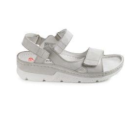 Berkemann - Kimba Grey Nubuck Sandal