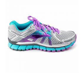 Brooks - Adrenaline GTS 17 Silver/Purple