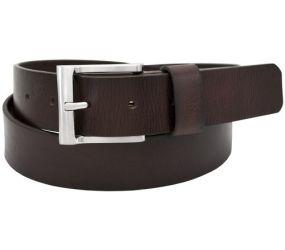 Florsheim - Italian Leather Black Belt