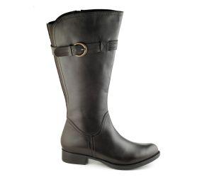 JJ Footwear - Victoria Espresso Lthr 2-3XW