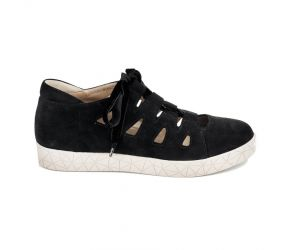 Beautifeel - Cava Black Suede Ghillie