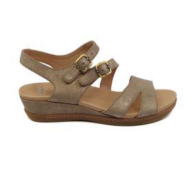 Dansko - Angela Sand Metallic Sandal
