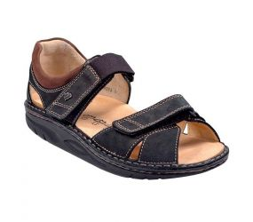 Finn Comfort Samara Finnamic - Black Men's