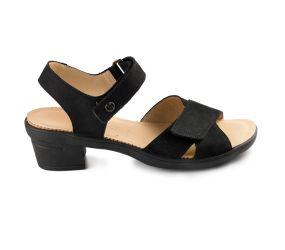 Hartjes - XS Dressy Black Sandal
