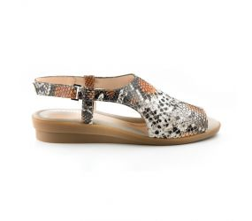 BeautiFeel - Gwen Natural Snake Print Combi