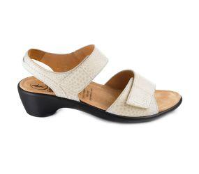 Ganter - Gemma Stone Reptile Sandal