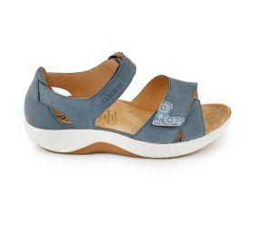 Ganter - Genda Jeans Nubuck Sandal
