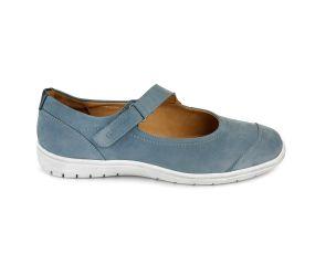 Ganter - Gill Jeans Nubuck Mary Jane