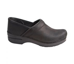 Dansko Professional Oiled Mens- Black