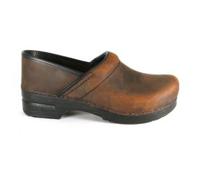 Dansko Professional Mens - Antique Brown