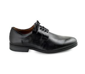 Weber Schuh - Plain Toe Blucher Black