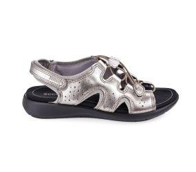 Ecco - Soft 5 Toggle Sandal Warm Grey