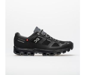 On Running - Men's Cloudventure Black/Graphite - Waterproof