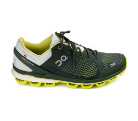 On Running - Men's Cloudsurfer Jungle/Lime