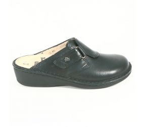 Finn Comfort Orb Leather - Black