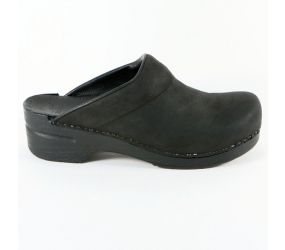 Dansko Karl Oiled Leather - Black