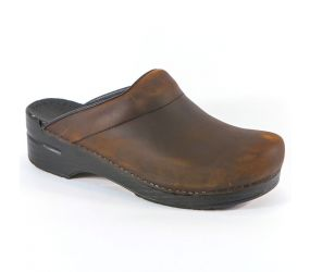Dansko Karl Oiled Leather - Brown