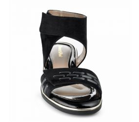 BeautiFeel - Cindy Black Combi Suede