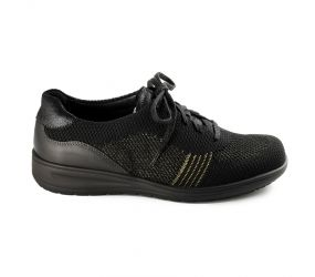 Solidus - Heaven Soliknit Black/Gold Lace