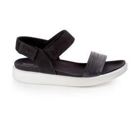 Ecco - Flowt Strap Sandal Black