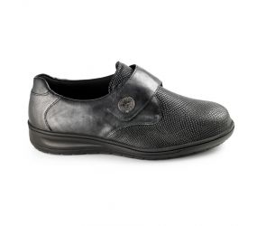 Solidus - Kate Anthracite Stretch Velcro
