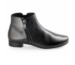 Hassia - Bologna Black Leather Boot
