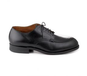 Alden - Contoured Depth Inlay Algonquin Toe - Black Leather