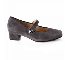 Hassia - Evelyn Fango Suede Mary Jane