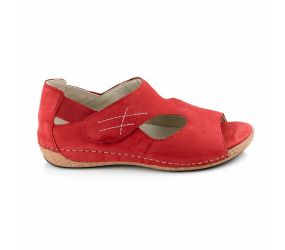 Waldlaufer - Bailey Red Nubuck Sport