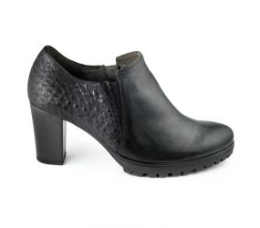 Gabor - Black Leather Pump