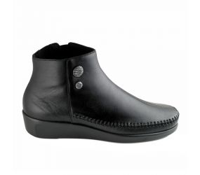 SAS Shoemakers - Jade Black Boot