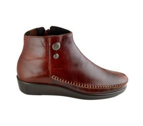 SAS Shoemakers - Jade Walnut Boot