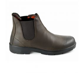 Valleverde - Espresso Leather Cheslea Boot